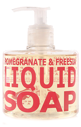 Pomegranate & Freesia Liquid Soap