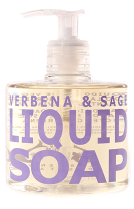 Verbena & Sage Liquid Soap