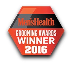 Men's Health Grooming Awards Winner 2016