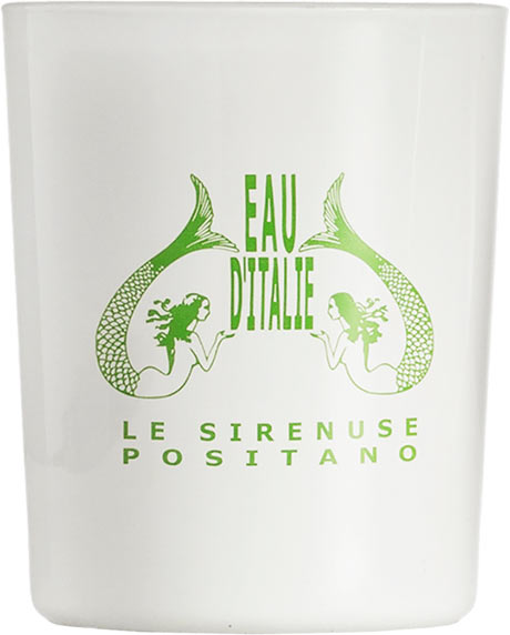 EAU D'ITALIE SCENTED CANDLE