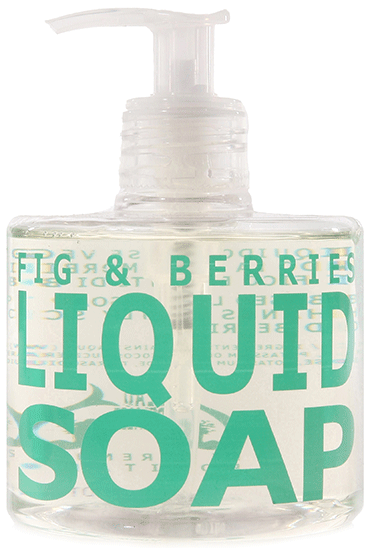 Fig & Berries Liquid Soap