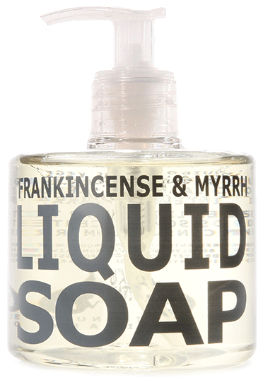 Frankincense & Myrrh Liquid Soap