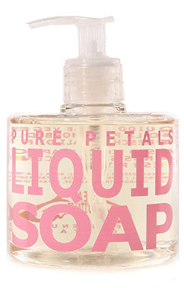 Pure Petals Liquid Soap